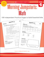 Morning Jumpstarts: Math (Grade 4)