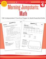 Morning Jumpstarts: Math (Grade 4) (Enhanced eBook)