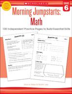 Morning Jumpstarts: Math (Grade 6) (Enhanced eBook)