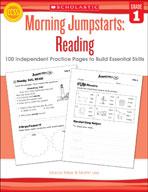 Morning Jumpstarts: Reading (Grade 1) (Enhanced eBook)