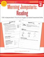 Morning Jumpstarts: Reading (Grade 2) (Enhanced eBook)