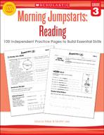 Morning Jumpstarts: Reading (Grade 3) (Enhanced eBook)