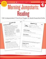Morning Jumpstarts: Reading (Grade 4) (Enhanced eBook)