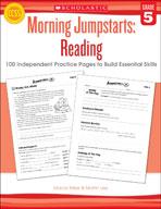Morning Jumpstarts: Reading (Grade 5) (Enhanced eBook)