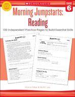 Morning Jumpstarts: Reading (Grade 6) (Enhanced eBook)