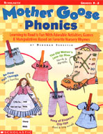 Mother Goose Phonics (Enhanced eBook)