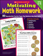 Motivating Math Homework (Enhanced eBook)
