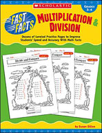 Multiplication and Division: Fast Facts (Enhanced eBook)
