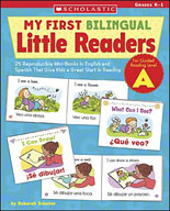 My First Bilingual Little Readers: Level A