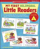 My First Bilingual Little Readers: Level A (Enhanced eBook)