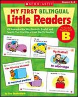 My First Bilingual Little Readers: Level B (Enhanced eBook)