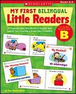 My First Bilingual Little Readers: Level B (Enhanced eBook)