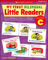 My First Bilingual Little Readers: Level C