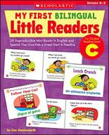 My First Bilingual Little Readers: Level C (Enhanced eBook)