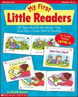 My First Little Readers: Level A (Enhanced eBook)
