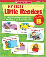 My First Little Readers: Level B (Enhanced eBook)