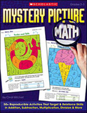 Mystery Picture Math (Enhanced eBook)