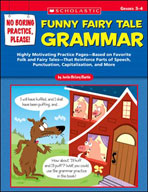 No Boring Practice, Please! Funny Fairy Tale Grammar (Enhanced eBook)