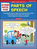 No Boring Practice, Please: Parts of Speech (Enhanced eBook)