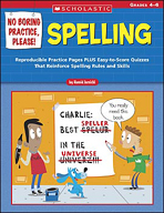 No Boring Practice, Please: Spelling