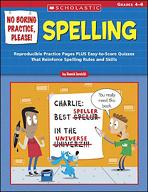 No Boring Practice, Please: Spelling (Enhanced eBook)