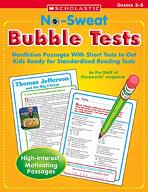 No Sweat Bubble Tests