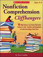 Nonfiction Comprehension Cliffhangers (Enhanced eBook)