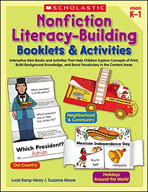 Nonfiction Literacy-Building Booklets and Activities (Enhanced eBook)
