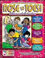 Nose to Toes Early Childhood Thematic Books