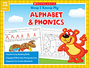 Now I Know My Alphabet & Phonics (eBook)