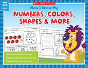 Now I Know My Numbers, Colors, Shapes & More (Enhanced Ebook)
