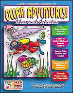 Ocean Adventures! Early Childhood Thematic Books (Enhanced eBook)