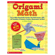 Origami Math: Grades 2-3 (Enhanced eBook)