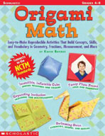 Origami Math: Grades 4-6 (Enhanced eBook)