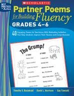 Partner Poems for Building Fluency: Grades 4-6 (Enhanced eBook)