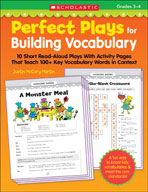Perfect Plays for Building Vocabulary: Grades 3-4