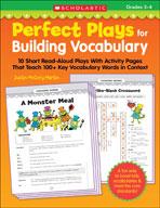 Perfect Plays for Building Vocabulary: Grades 3-4 (Enhanced eBook)