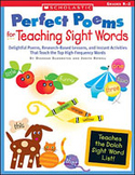 Perfect Poems for Teaching Sight Words