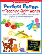 Perfect Poems for Teaching Sight Words (Enhanced eBook)