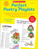 Perfect Poetry Playlets (Enhanced Ebook)