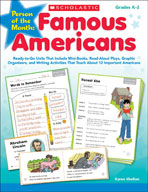Person of the Month: Famous Americans (Enhanced eBook)