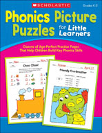 Phonics Picture Puzzles for Little Learners