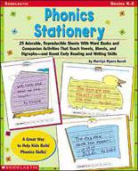 Phonics Stationery (Enhanced eBook)