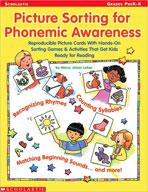 Picture Sorting for Phonemic Awareness (Enhanced eBook)