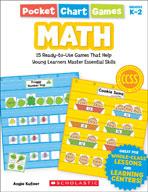Pocket Chart Games: Math (Enhanced eBook)