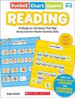 Pocket Chart Games: Reading (Enhanced eBook)