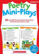 Poetry Mini-Plays (Enhanced eBook)