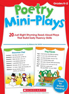 Poetry Mini-Plays (Enhanced eBook)