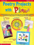 Poetry Projects with Pizzazz! (Enhanced eBook)