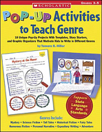 Pop-Up Activities to Teach Genre (Enhanced eBook)